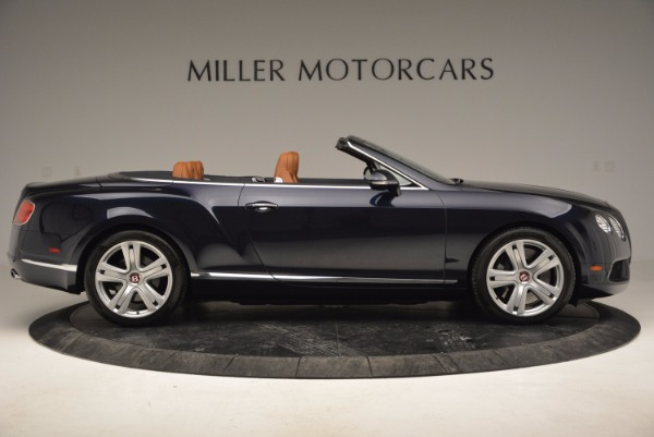 Used 2014 Bentley Continental GT V8 for sale Sold at Bentley Greenwich in Greenwich CT 06830 9