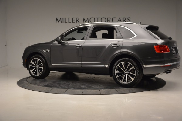New 2017 Bentley Bentayga for sale Sold at Bentley Greenwich in Greenwich CT 06830 4