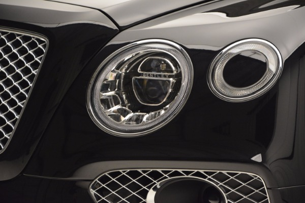 New 2017 Bentley Bentayga for sale Sold at Bentley Greenwich in Greenwich CT 06830 15