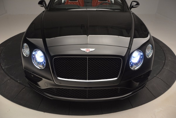 New 2017 Bentley Continental GT V8 S for sale Sold at Bentley Greenwich in Greenwich CT 06830 28