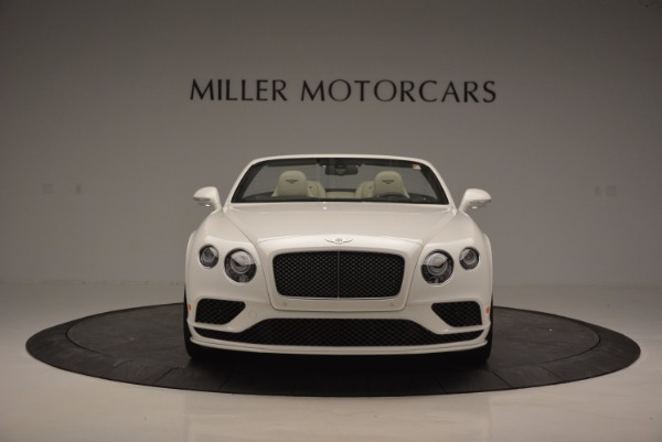 New 2017 Bentley Continental GT Speed Convertible for sale Sold at Bentley Greenwich in Greenwich CT 06830 12