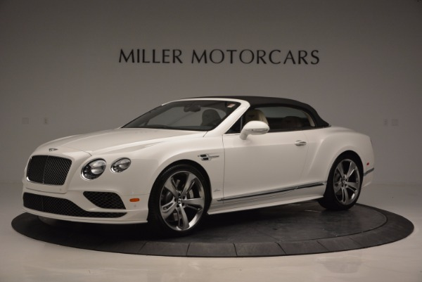 New 2017 Bentley Continental GT Speed Convertible for sale Sold at Bentley Greenwich in Greenwich CT 06830 14