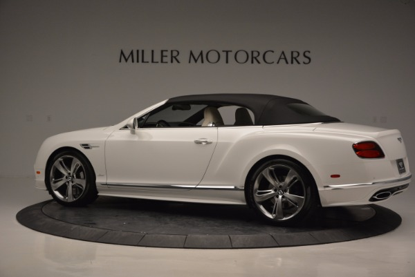 New 2017 Bentley Continental GT Speed Convertible for sale Sold at Bentley Greenwich in Greenwich CT 06830 16