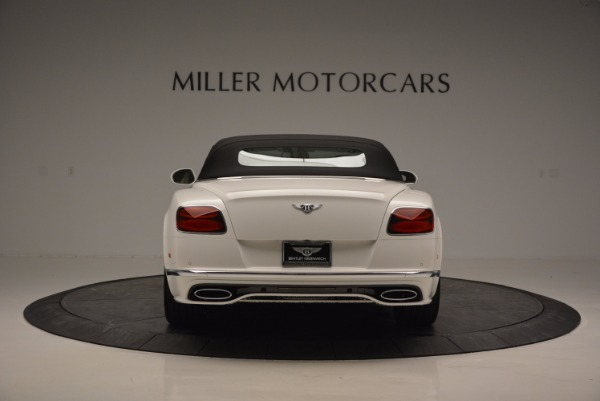 New 2017 Bentley Continental GT Speed Convertible for sale Sold at Bentley Greenwich in Greenwich CT 06830 18