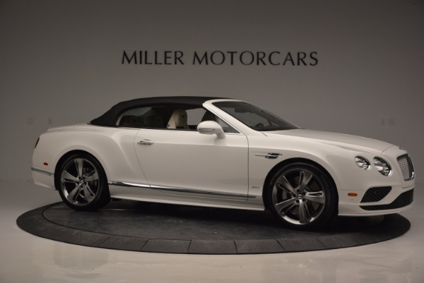 New 2017 Bentley Continental GT Speed Convertible for sale Sold at Bentley Greenwich in Greenwich CT 06830 22