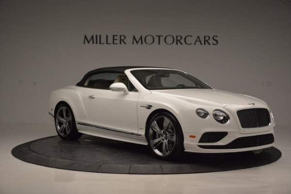 New 2017 Bentley Continental GT Speed Convertible for sale Sold at Bentley Greenwich in Greenwich CT 06830 23