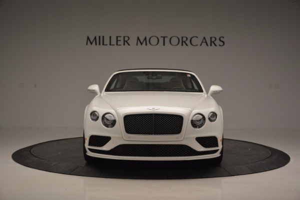 New 2017 Bentley Continental GT Speed Convertible for sale Sold at Bentley Greenwich in Greenwich CT 06830 24