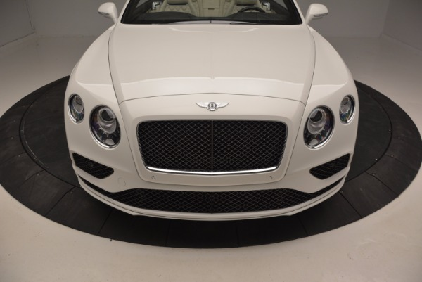 New 2017 Bentley Continental GT Speed Convertible for sale Sold at Bentley Greenwich in Greenwich CT 06830 25