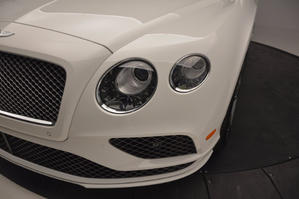 New 2017 Bentley Continental GT Speed Convertible for sale Sold at Bentley Greenwich in Greenwich CT 06830 26