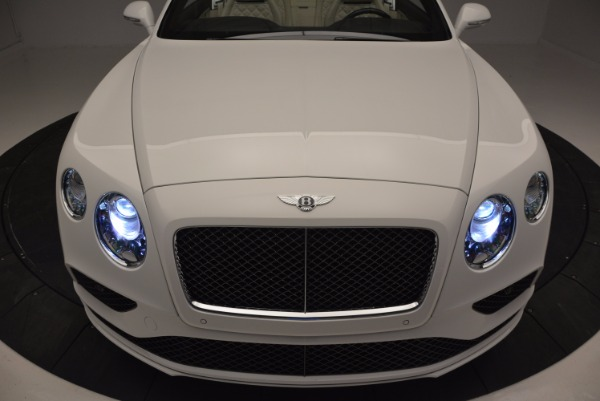 New 2017 Bentley Continental GT Speed Convertible for sale Sold at Bentley Greenwich in Greenwich CT 06830 27