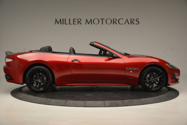 New 2017 Maserati GranTurismo Sport Special Edition for sale Sold at Bentley Greenwich in Greenwich CT 06830 12