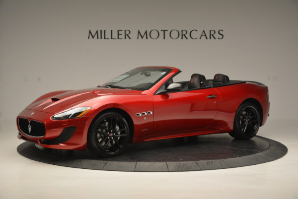New 2017 Maserati GranTurismo Sport Special Edition for sale Sold at Bentley Greenwich in Greenwich CT 06830 3