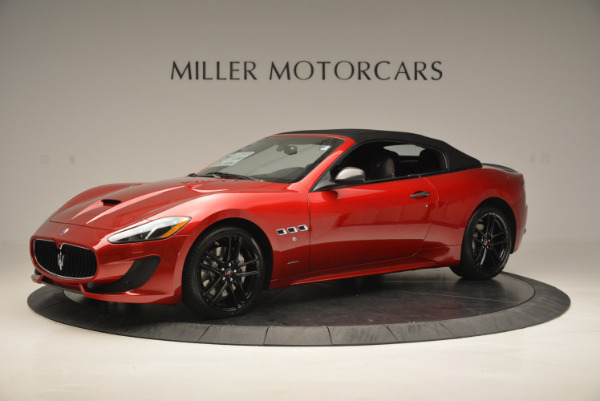 New 2017 Maserati GranTurismo Sport Special Edition for sale Sold at Bentley Greenwich in Greenwich CT 06830 4