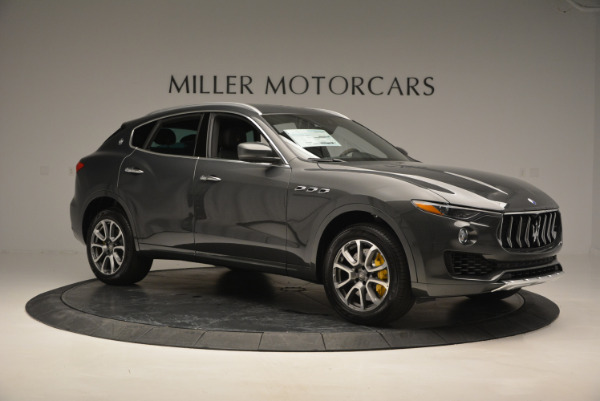 Used 2017 Maserati Levante S Ex Service Loaner for sale Sold at Bentley Greenwich in Greenwich CT 06830 10
