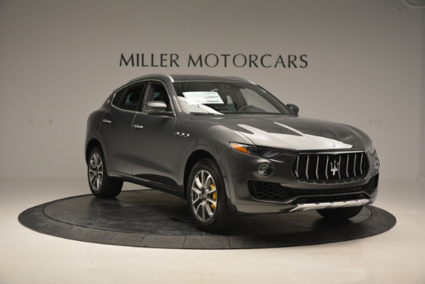 Used 2017 Maserati Levante S Ex Service Loaner for sale Sold at Bentley Greenwich in Greenwich CT 06830 11