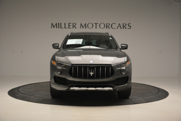 Used 2017 Maserati Levante S Ex Service Loaner for sale Sold at Bentley Greenwich in Greenwich CT 06830 12