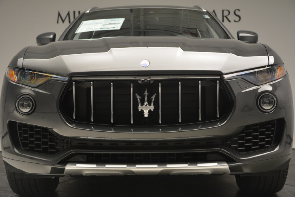 Used 2017 Maserati Levante S Ex Service Loaner for sale Sold at Bentley Greenwich in Greenwich CT 06830 13