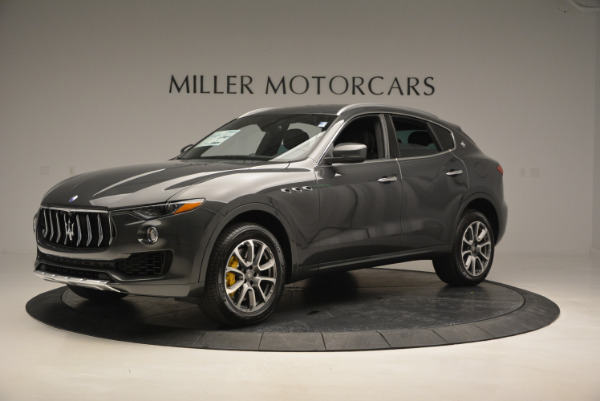 Used 2017 Maserati Levante S Ex Service Loaner for sale Sold at Bentley Greenwich in Greenwich CT 06830 2