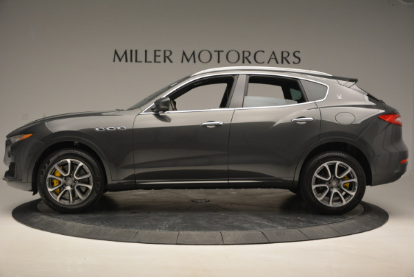 Used 2017 Maserati Levante S Ex Service Loaner for sale Sold at Bentley Greenwich in Greenwich CT 06830 3