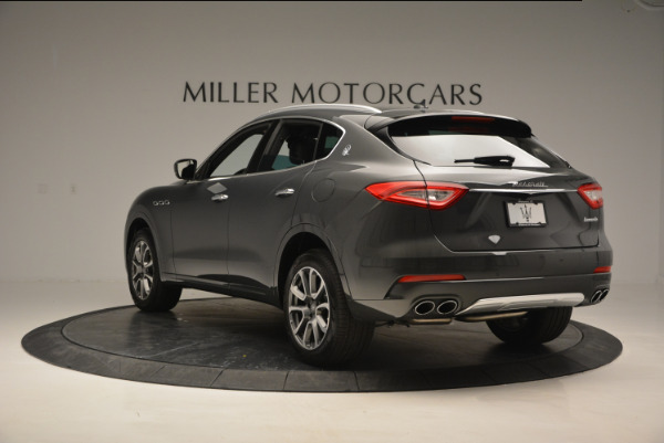 Used 2017 Maserati Levante S Ex Service Loaner for sale Sold at Bentley Greenwich in Greenwich CT 06830 5