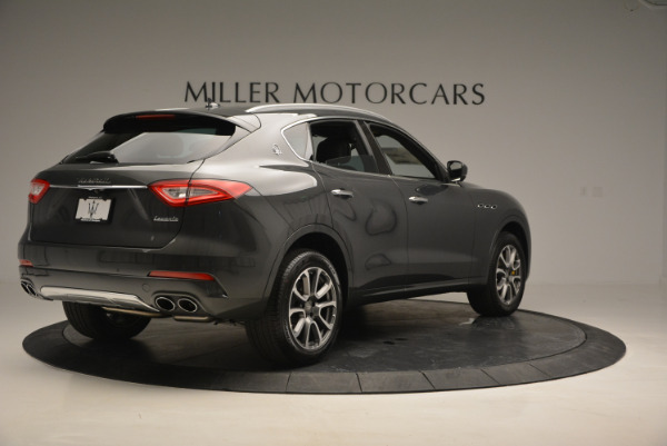 Used 2017 Maserati Levante S Ex Service Loaner for sale Sold at Bentley Greenwich in Greenwich CT 06830 7