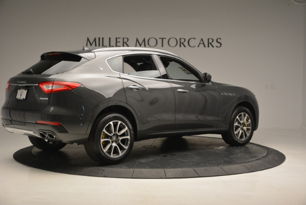 Used 2017 Maserati Levante S Ex Service Loaner for sale Sold at Bentley Greenwich in Greenwich CT 06830 8