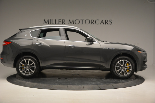 Used 2017 Maserati Levante S Ex Service Loaner for sale Sold at Bentley Greenwich in Greenwich CT 06830 9