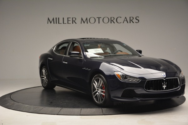 New 2017 Maserati Ghibli S Q4 for sale Sold at Bentley Greenwich in Greenwich CT 06830 11