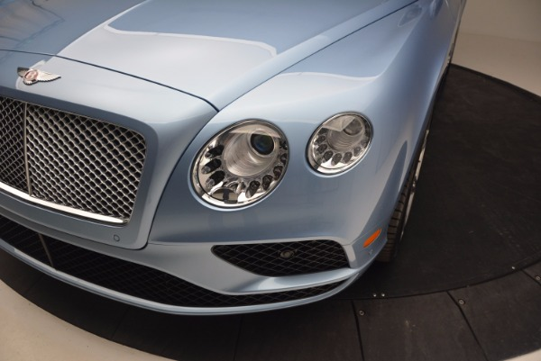 New 2017 Bentley Continental GT V8 for sale Sold at Bentley Greenwich in Greenwich CT 06830 27