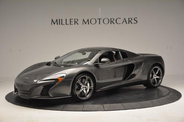 Used 2016 McLaren 650S SPIDER Convertible for sale Sold at Bentley Greenwich in Greenwich CT 06830 14