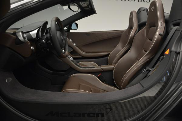 Used 2016 McLaren 650S SPIDER Convertible for sale Sold at Bentley Greenwich in Greenwich CT 06830 22