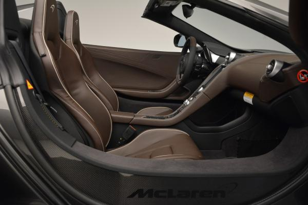 Used 2016 McLaren 650S SPIDER Convertible for sale Sold at Bentley Greenwich in Greenwich CT 06830 26