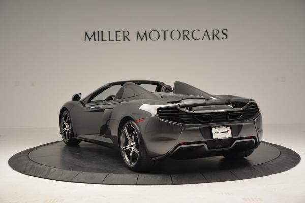 Used 2016 McLaren 650S SPIDER Convertible for sale Sold at Bentley Greenwich in Greenwich CT 06830 4