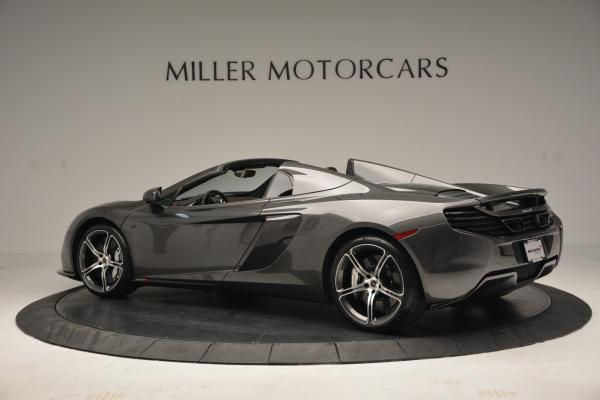 Used 2016 McLaren 650S SPIDER Convertible for sale Sold at Bentley Greenwich in Greenwich CT 06830 5