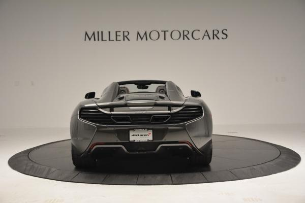 Used 2016 McLaren 650S SPIDER Convertible for sale Sold at Bentley Greenwich in Greenwich CT 06830 6