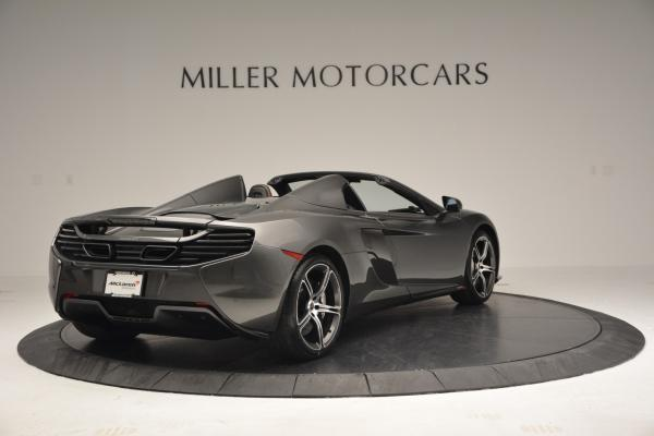Used 2016 McLaren 650S SPIDER Convertible for sale Sold at Bentley Greenwich in Greenwich CT 06830 8