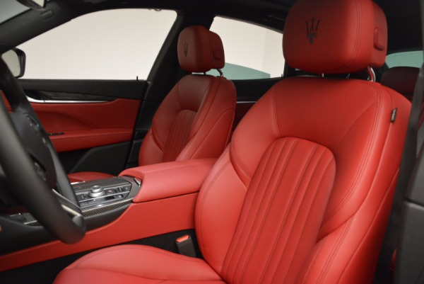 New 2017 Maserati Levante S Q4 for sale Sold at Bentley Greenwich in Greenwich CT 06830 18