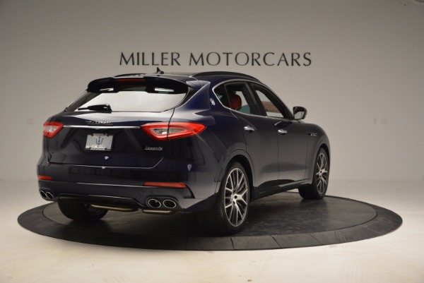 New 2017 Maserati Levante S Q4 for sale Sold at Bentley Greenwich in Greenwich CT 06830 7