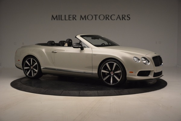 Used 2014 Bentley Continental GT V8 S for sale Sold at Bentley Greenwich in Greenwich CT 06830 10