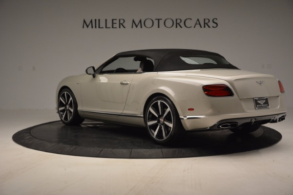 Used 2014 Bentley Continental GT V8 S for sale Sold at Bentley Greenwich in Greenwich CT 06830 18
