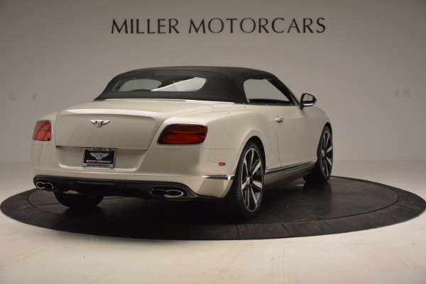 Used 2014 Bentley Continental GT V8 S for sale Sold at Bentley Greenwich in Greenwich CT 06830 20