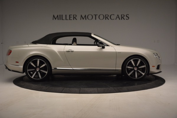 Used 2014 Bentley Continental GT V8 S for sale Sold at Bentley Greenwich in Greenwich CT 06830 22