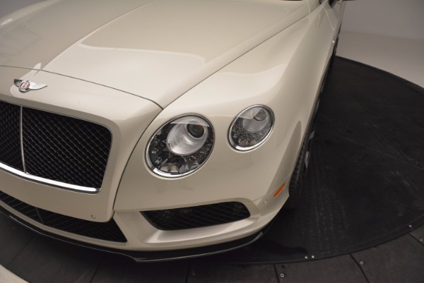 Used 2014 Bentley Continental GT V8 S for sale Sold at Bentley Greenwich in Greenwich CT 06830 26