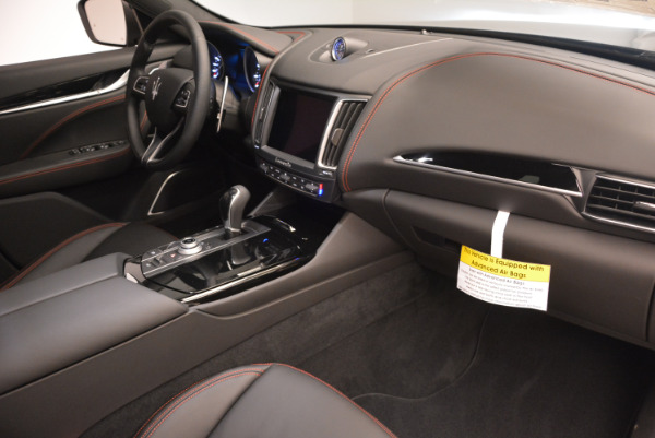 New 2017 Maserati Levante for sale Sold at Bentley Greenwich in Greenwich CT 06830 25