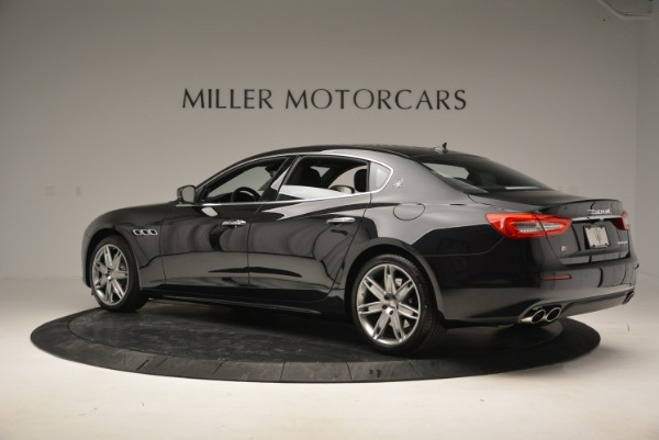 New 2017 Maserati Quattroporte S Q4 GranLusso for sale Sold at Bentley Greenwich in Greenwich CT 06830 4