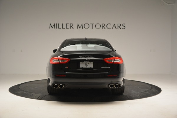 New 2017 Maserati Quattroporte S Q4 GranLusso for sale Sold at Bentley Greenwich in Greenwich CT 06830 6