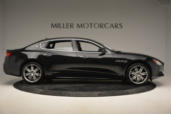 New 2017 Maserati Quattroporte S Q4 GranLusso for sale Sold at Bentley Greenwich in Greenwich CT 06830 9