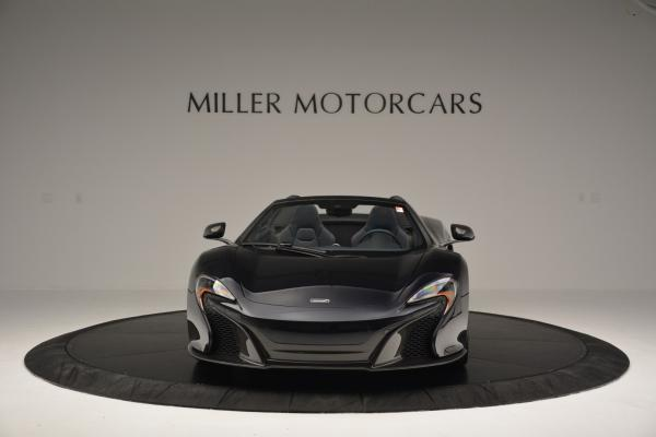 New 2016 McLaren 650S Spider for sale Sold at Bentley Greenwich in Greenwich CT 06830 12