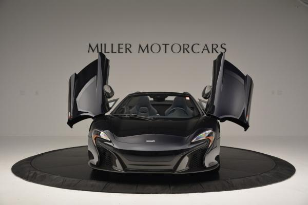 New 2016 McLaren 650S Spider for sale Sold at Bentley Greenwich in Greenwich CT 06830 13