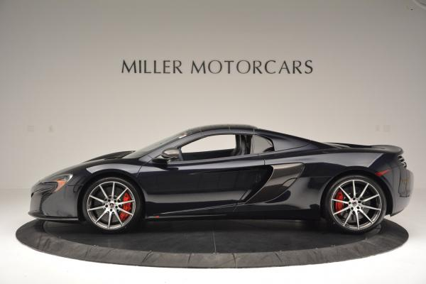 New 2016 McLaren 650S Spider for sale Sold at Bentley Greenwich in Greenwich CT 06830 16